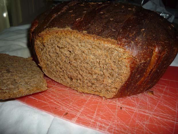 В чем испечь хлеб в домашних условиях в духовке