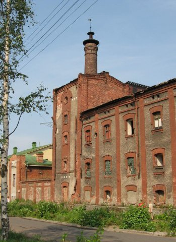 Завод клееной и строганой продукции г архангельск
