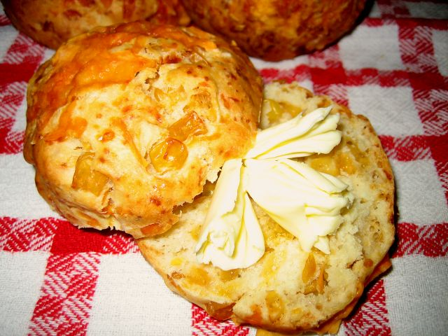 Рецепт теста на булочки с разрыхлителем
