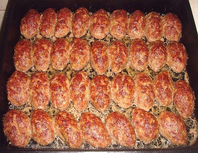 Куриные котлеты в духовке с соусом пошаговый рецепт с