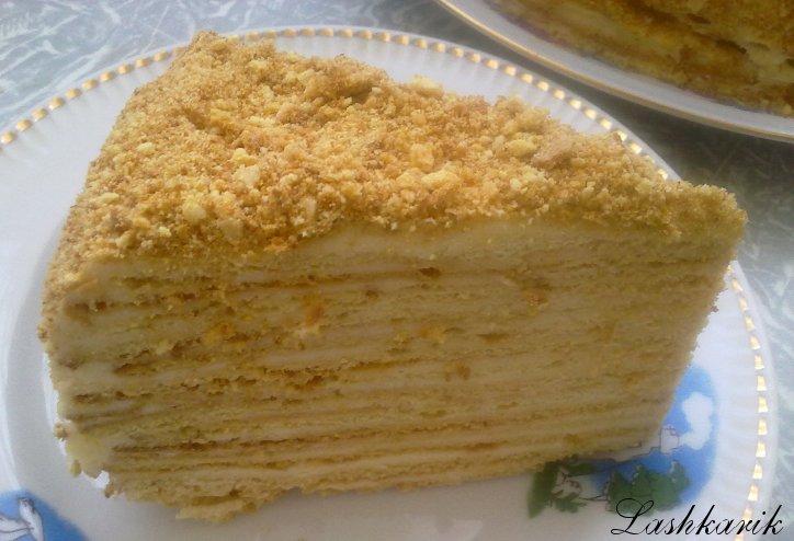 Рецепт торт медовый чудо рецепт