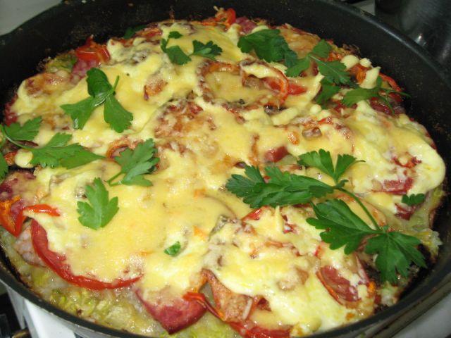 Что приготовить из кабачков рецепты с фото
