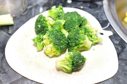 Тушеные брокколи рецепт с пошагово в
