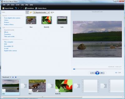 How to convert Windows Live Movie Makers into mov