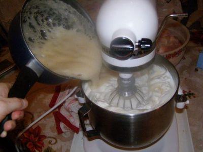 Зефир без яблочного пюре