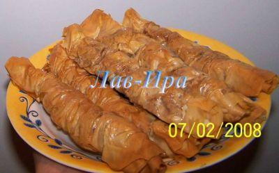сарбурма (западно-армянская кухня)